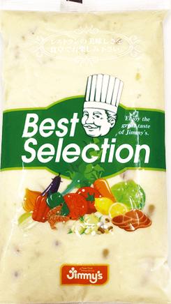 『Jimmy's』クラムチャウダースープ