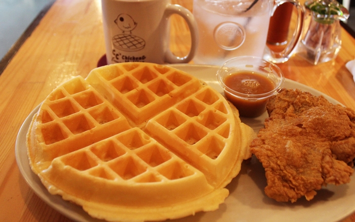 CC's Chicken&Waffles