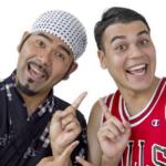 ありんくりん(芸人) クリスと比嘉の沖縄方言漫才がウリのお笑いコンビ