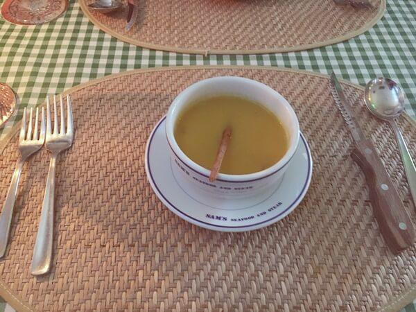 『サムズ(SAM'S)』イーストインディアンカレースープ