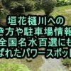 垣花樋川への行き方や駐車場情報!全国名水百選にも選ばれたパワースポット!