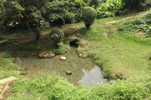 垣花樋川の雰囲気