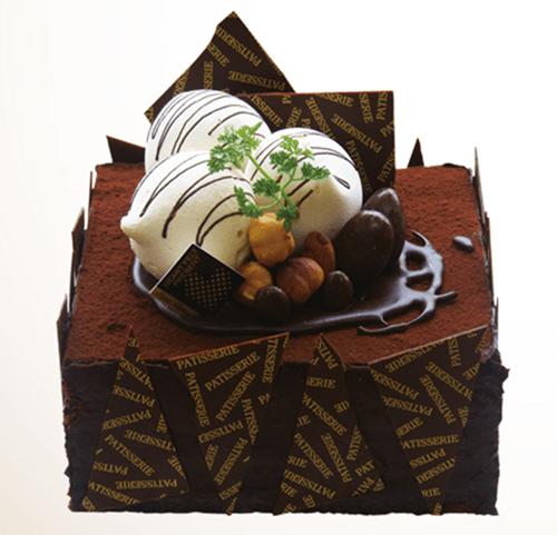 のぼりや製菓(ケーキののぼりや)『モーツアルト』