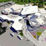 やんばるの森ビジターセンター 大宜味村に新しい施設(道の駅)が2019年11月11日オープン!