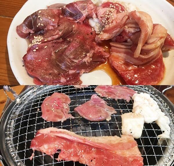 『みすぶた屋』実際に出てきたお肉