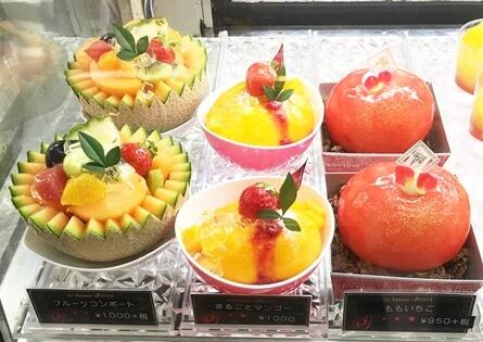 ル・パティシエ・ジョーギ 記念日などに食べてみたいケーキ