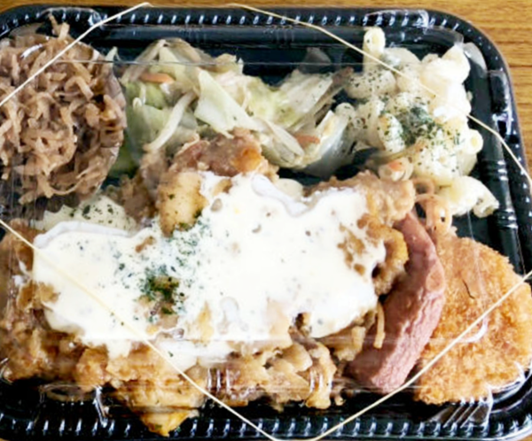 キロ弁 チキン南蛮弁当