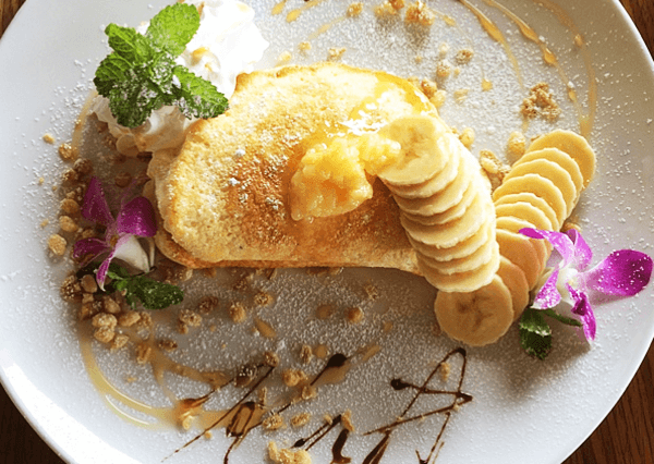 『Hawaiian Cafe Dining KOA』LeaLeaパンケーキ