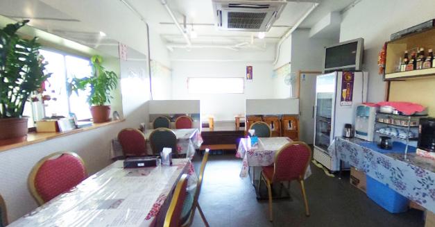 『香港飲茶点心中華料理 金(キン)』店内の様子