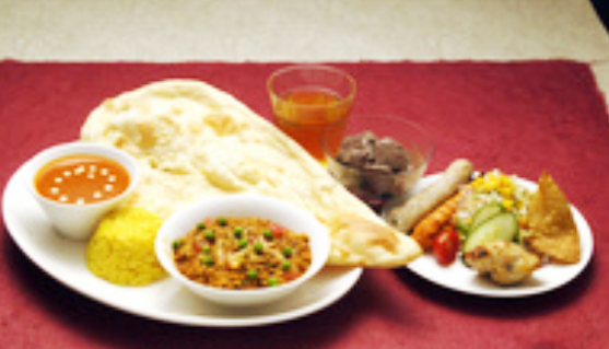 『RAJA INDIAN RESTAURANT[ラージャ]』RANI SPECIAL SET(ラーニスペシャルセット)