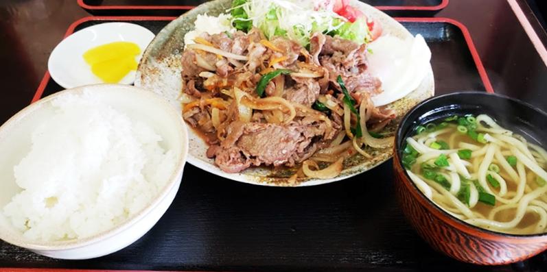 『まんぷく光食堂』焼肉定食