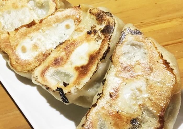 『餃子屋たぬき』元祖餃子