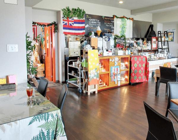 『Hawaiian Cafe Dining KOA』店内写真