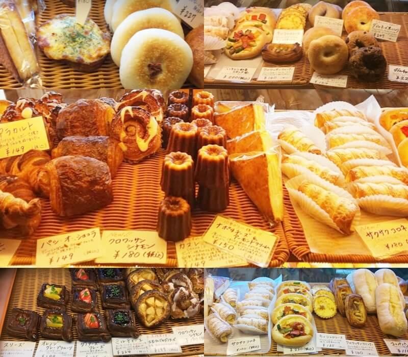 『ピッコロモンド』種類豊富なパン