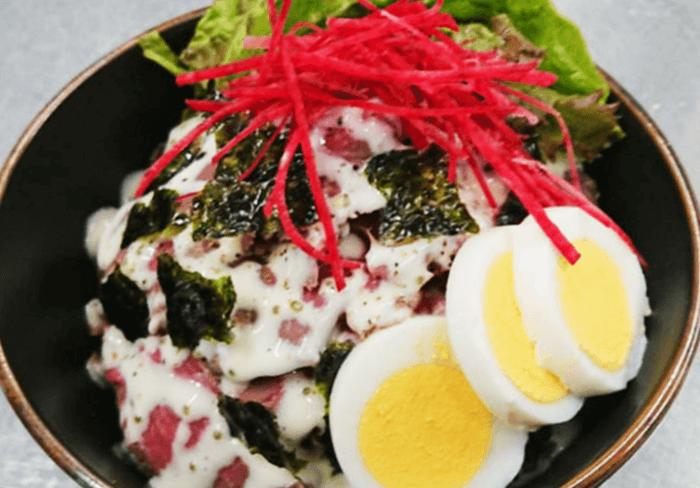 『アコリノ』ローストビーフ丼