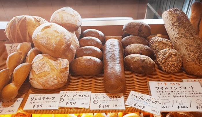 『ピッコロモンド』ハード系パン