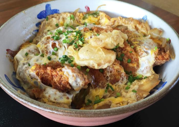 『寿味食堂』カツ丼
