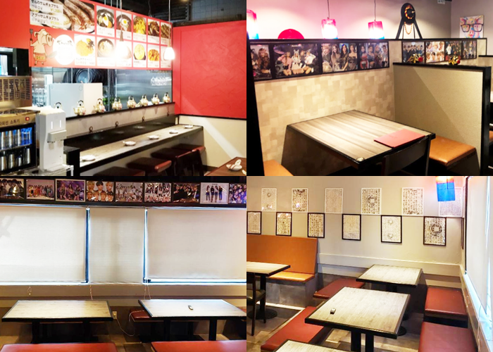 『韓国家庭料理 ぜんの豚』店内の雰囲気