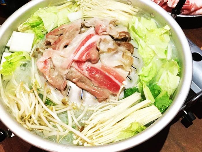 『Asian Dining テラコヤ』ムーカタ鍋