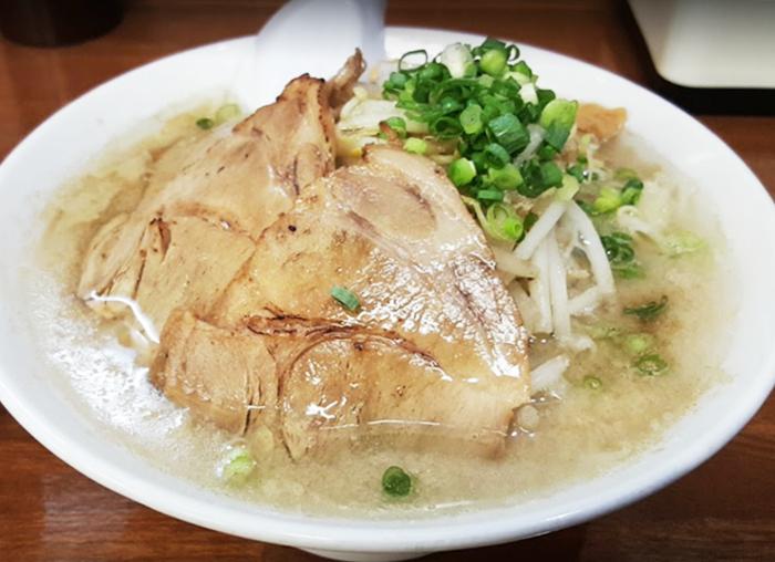 『らぁ麺 悠心』コテモヤラーメン