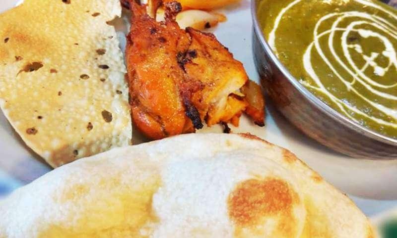 インド料理 アティティ(Atithi) Bランチ
