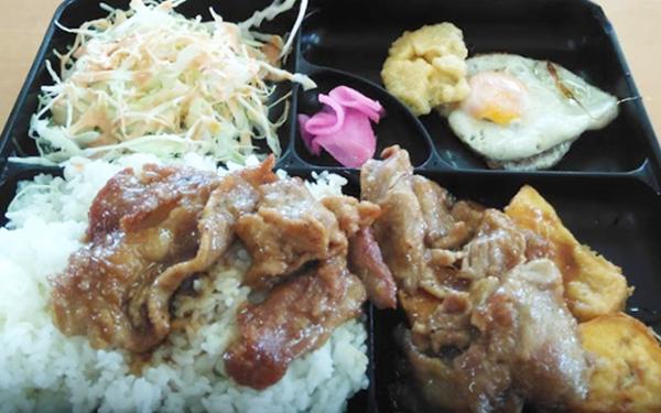『丸徳食堂』焼肉定食