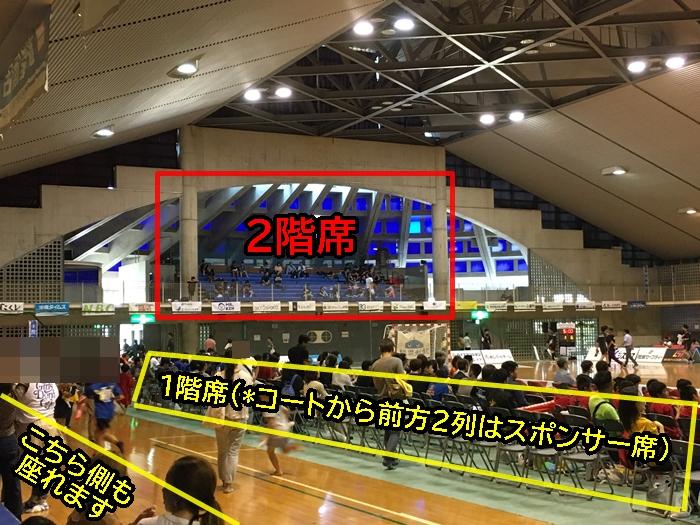 『琉球コラソン』座席