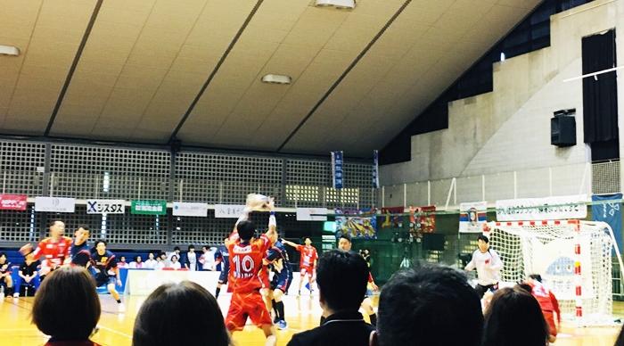 『琉球コラソン』試合中の雰囲気