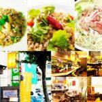 Asian Dining テラコヤ(那覇市/寄宮)しゃぶしゃぶと焼肉が同時に楽しめる「ムーカタ鍋」がいただけるタイ料理店!