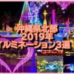 沖縄県北部 2019年のイルミネーション3選!