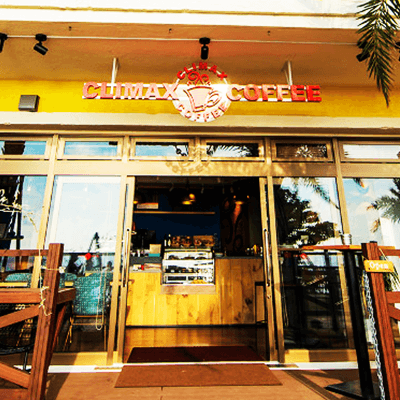クライマックスコーヒー(CLIMAX COFFEE)店頭写真