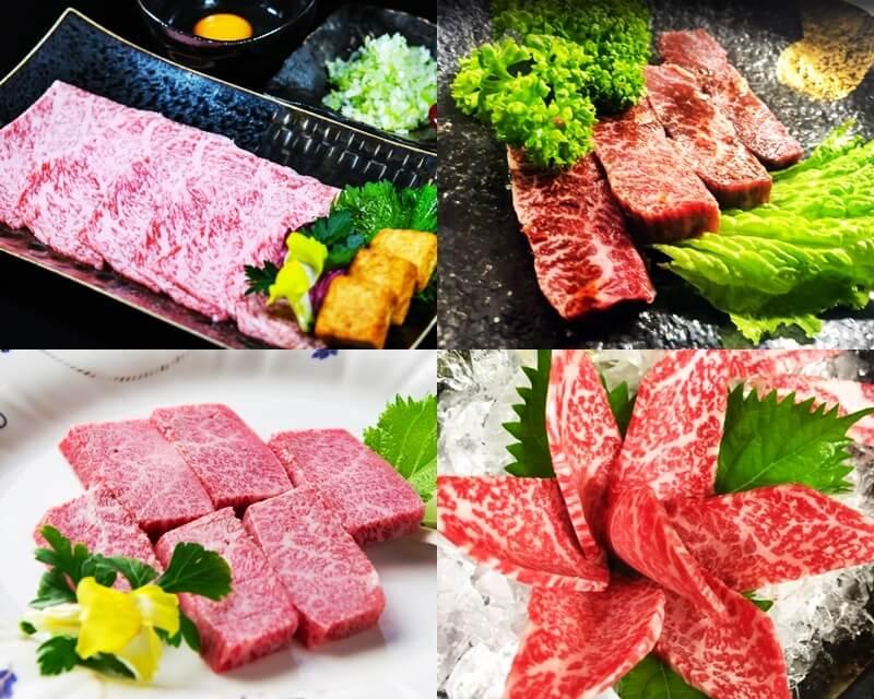 焼肉専門店 牛皇 肉
