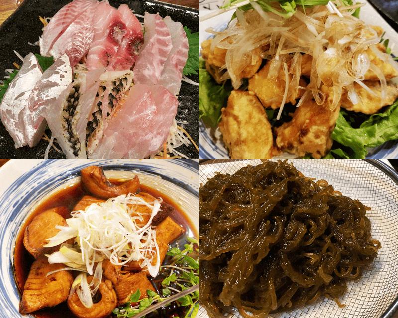 いゆじ 料理
