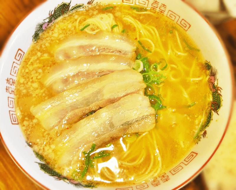 麺や 和楽 中華そば(並)