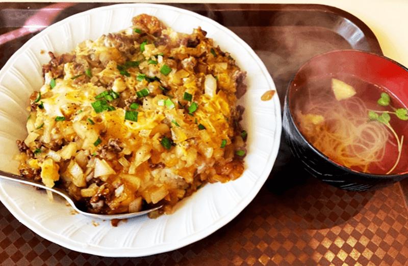 お食事処 三笠 ちゃんぽん(三笠風)