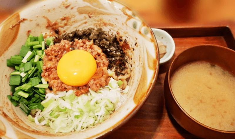 まぜ麺マホロバ まぜ麺