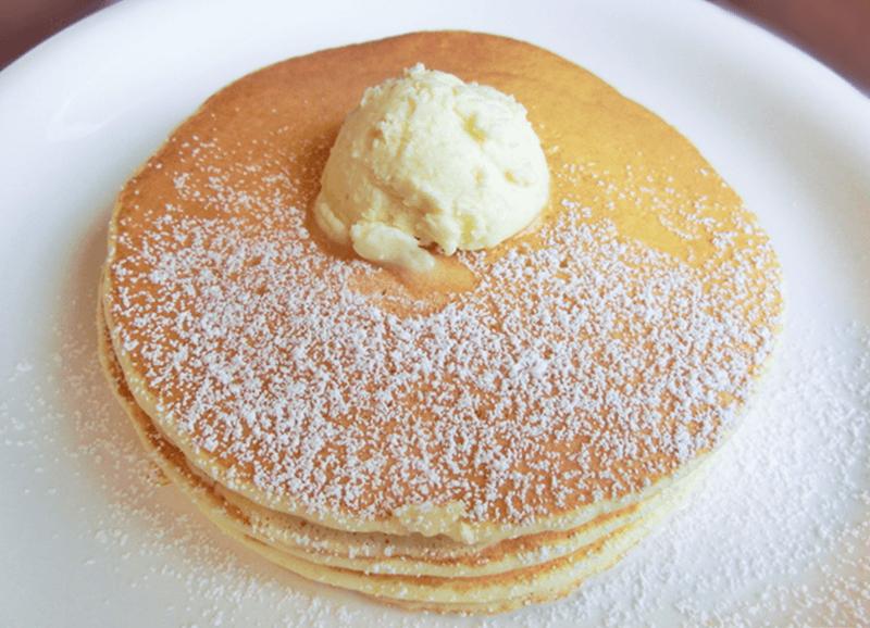 パンケーキハウス ヤッケブース クラシックパンケーキ