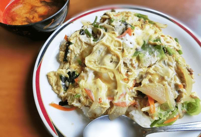 軽食の店ルビー(泊店[本店])チャンポン