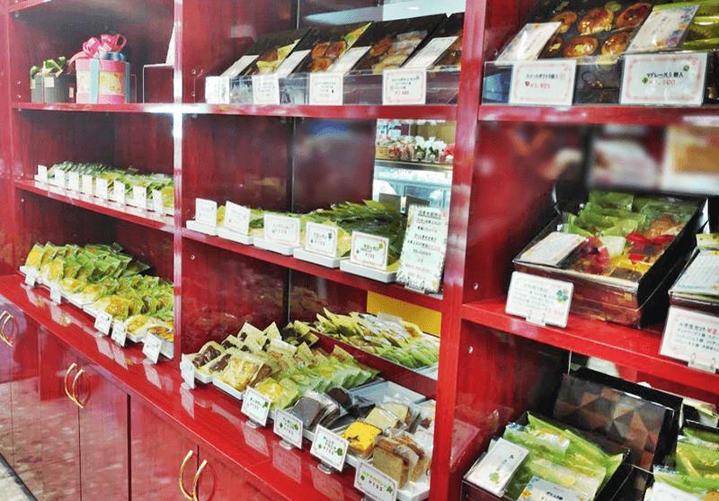 プチ・スウィート 焼菓子コーナー