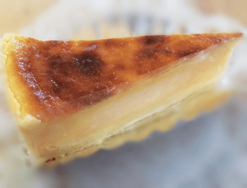 ボヌール チーズケーキ