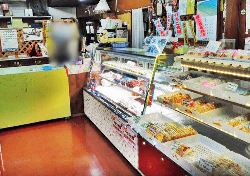 みやざと製菓 店内の雰囲気