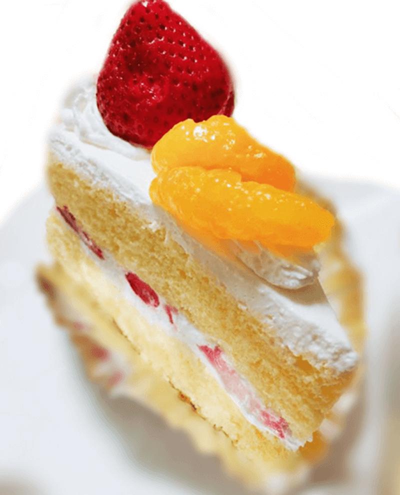 城間和洋菓子店 ショートケーキ