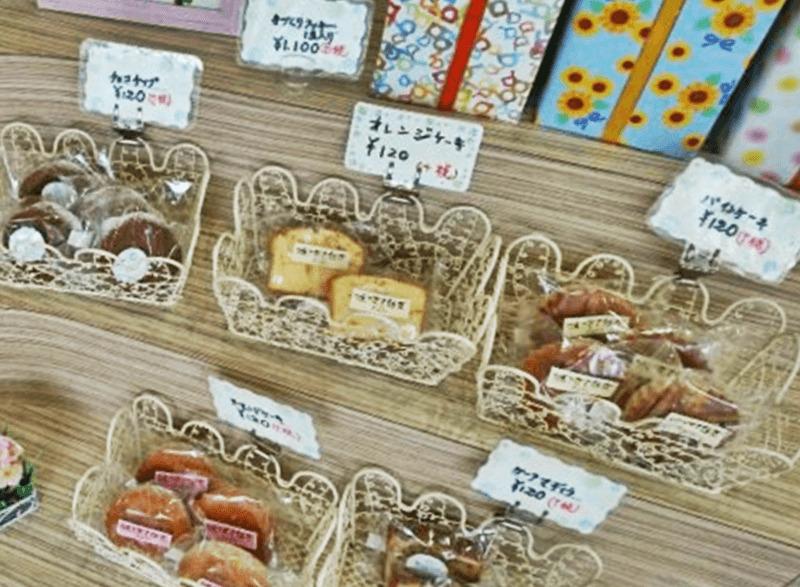 ボヌール 焼菓子
