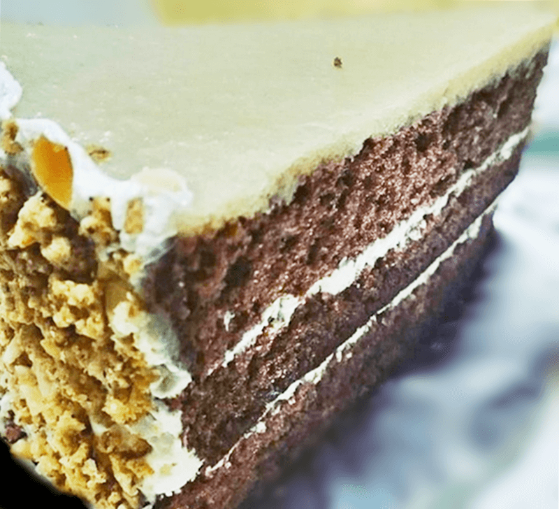 城間和洋菓子店 ジャーマンケーキ