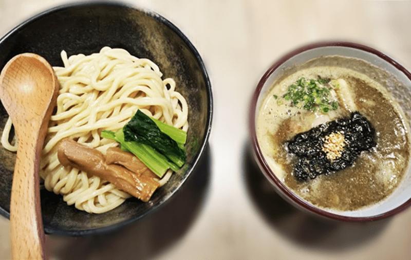 麺恋まうろあ 魚介つけ麺