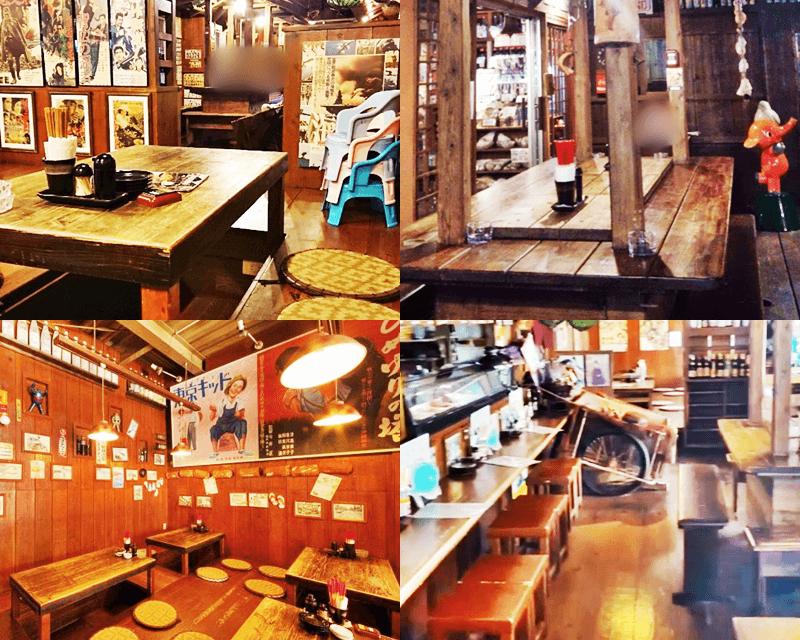 一郎屋 宜野湾店 店内の雰囲気