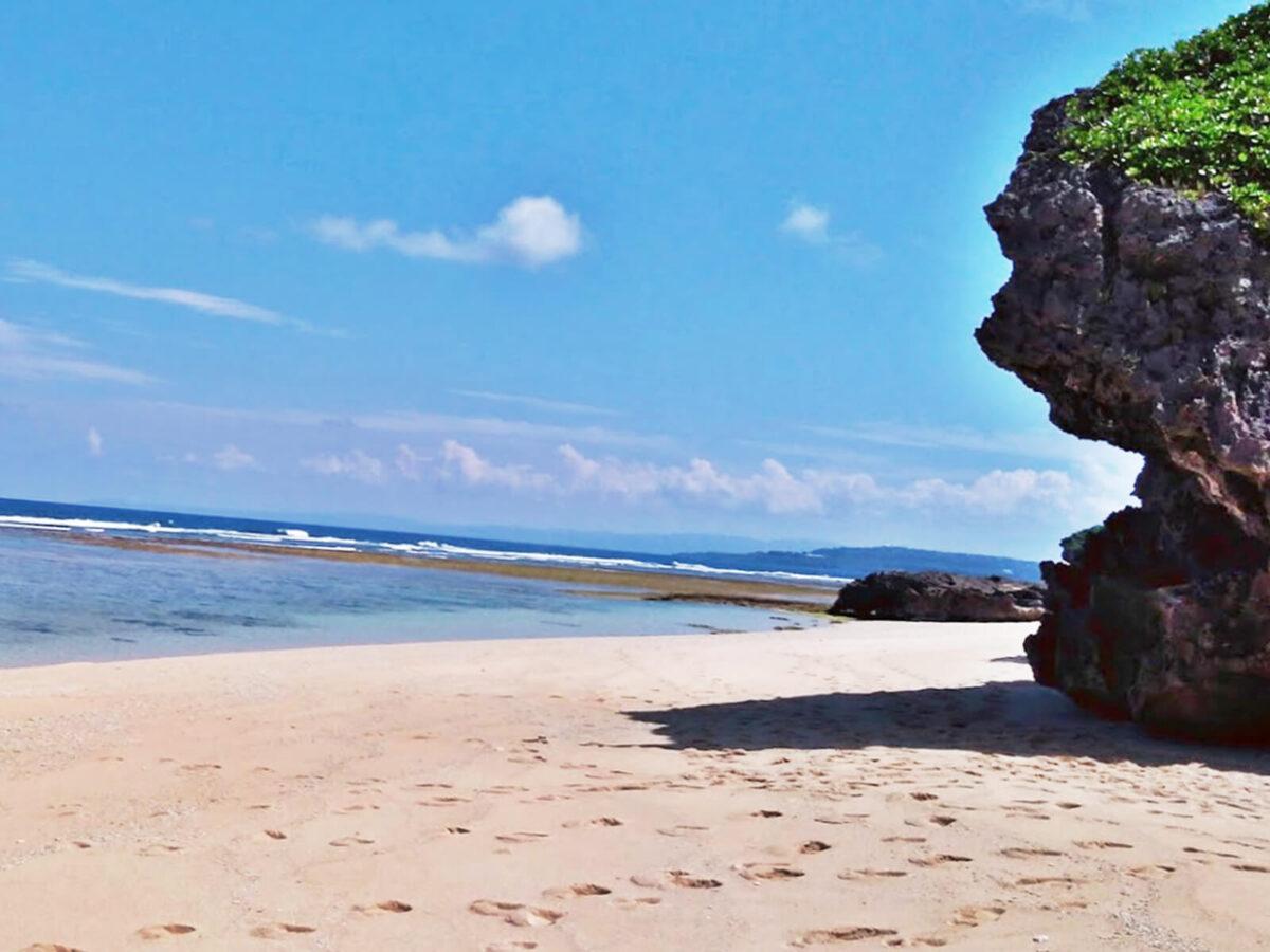 崎山ビーチ
