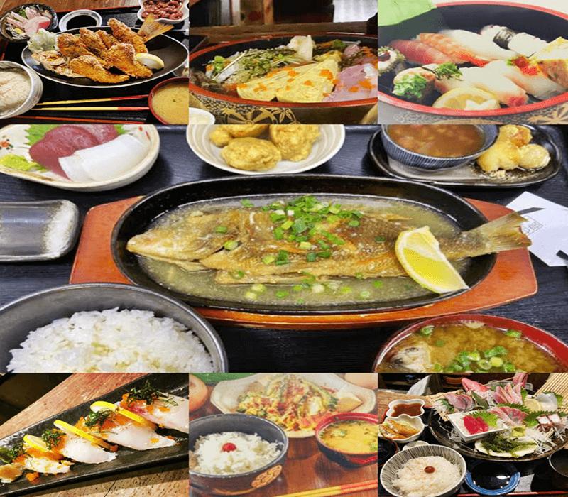 一郎屋 宜野湾店 料理