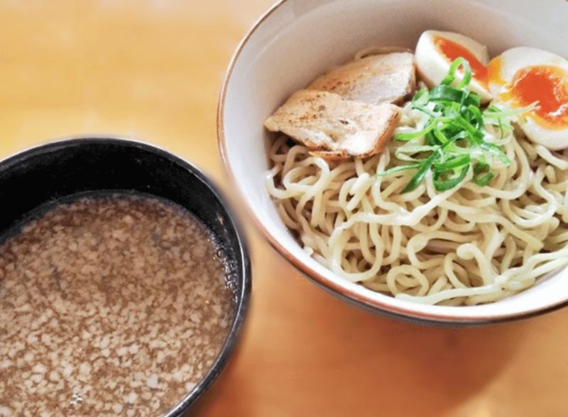 波蔵 つけ麺