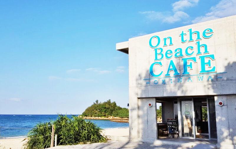今泊ビーチ On the Beach CAFE
